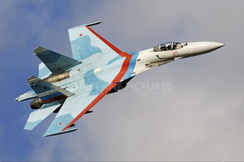 "10 - Russia - Air Force ""Falcons of Russia"" Sukhoi Su-27"