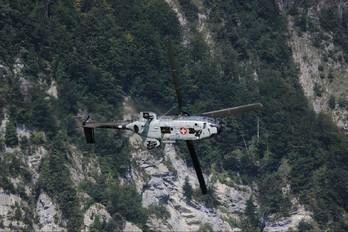 T-324 - Switzerland - Air Force Aerospatiale AS332 Super Puma