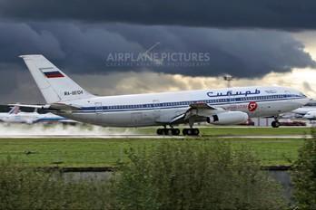 RA-86104 - S7 Airlines Ilyushin Il-86