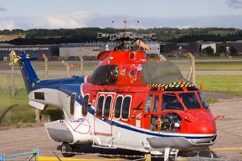 G-WNSP - CHC Scotia Eurocopter EC225 Super Puma