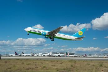 VP-BUE - Uzbekistan Airways Boeing 767-300ER
