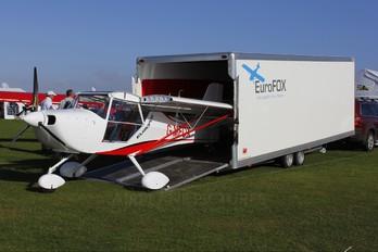 G- MFOX - Private Aeropro Eurofox 3K