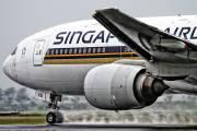 9V-SVE - Singapore Airlines Boeing 777-200ER aircraft
