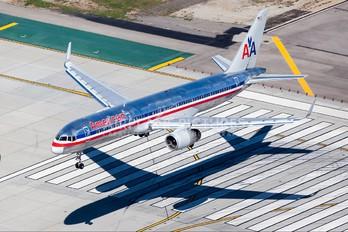 N193AN - American Airlines Boeing 757-200