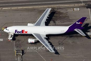 N679FE - FedEx Federal Express Airbus A300F