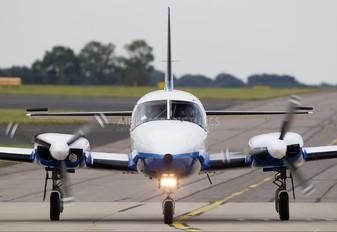ZF622 - UK - QinetiQ Piper PA-31 Navajo (all models)