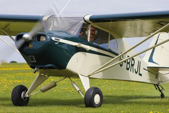 G-BRJL - Private Piper PA-15 Vagabond