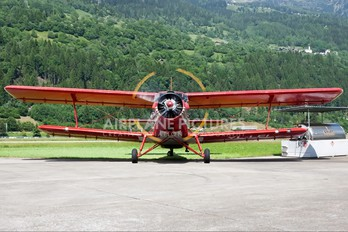 YL-LEI - Private Antonov An-2