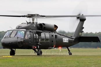 SP-YVB - PZL Mielec Sikorsky S-70I Blackhawk