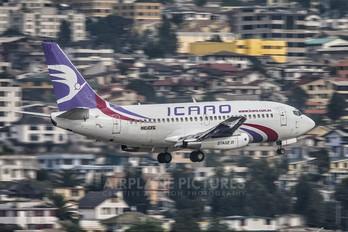 HC-CFL - Icaro Boeing 737-200
