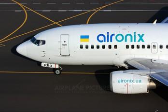 UR-KRD - Air Onix Boeing 737-500