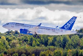 C-FBCS - Bombardier Bombardier BD-500 C Series 100