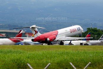 5N-DEV - Dana Air McDonnell Douglas MD-83