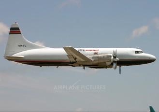 N141FL - Gulf & Caribbean Cargo (IFL Group) Convair CV-580