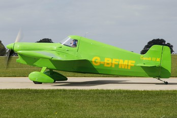 G-BFMF - Private Cassult Racer 111M