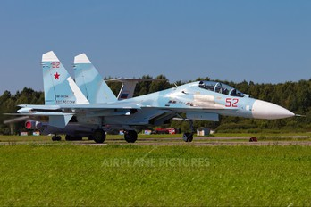 52 - Russia - Air Force Sukhoi Su-27UB