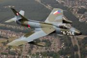 G-KAXF - Stichting Dutch Hawker Hunter Foundation Hawker Hunter F.6 aircraft