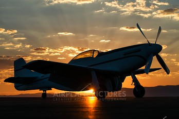 N51T - Private North American P-51D Mustang