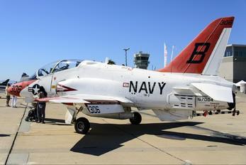 167084 - USA - Navy Boeing T-45C Goshawk