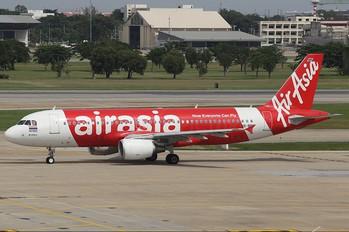 HS-BBB - AirAsia (Thailand) Airbus A320
