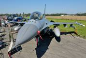 ET-613 - Denmark - Air Force General Dynamics F-16B Fighting Falcon aircraft