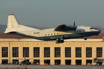 4K-AZ93 - Silk Way Airlines Antonov An-12 (all models)