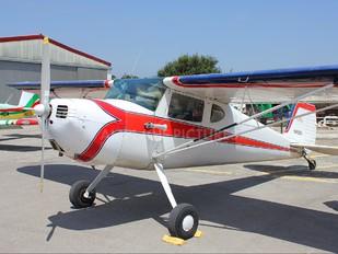 N4122N - Private Cessna 120
