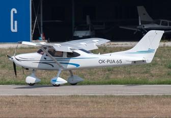 OK-PUA 65 - Private TL-Ultralight TL-3000 Sirius