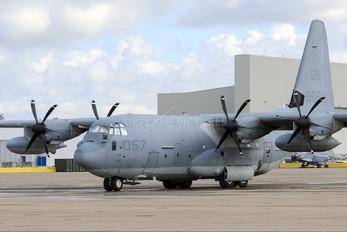 168067 - USA - Marine Corps Lockheed KC-130J Hercules
