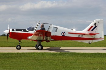 G-CBEF - Private Scottish Aviation Bulldog