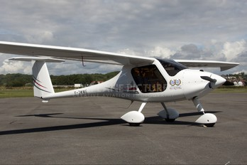 F-JWWE - Private Pipistrel Virus SW