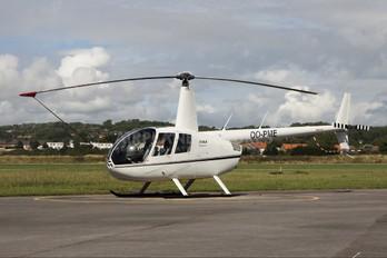 OO-PME - Private Robinson R44 Astro / Raven