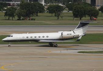 N63M - Private Gulfstream Aerospace G-V, G-V-SP, G500, G550