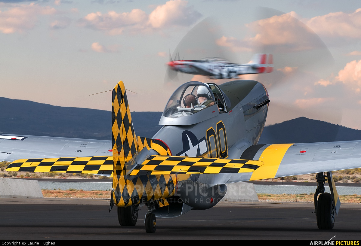 Private ML51MY aircraft at Reno - Stead