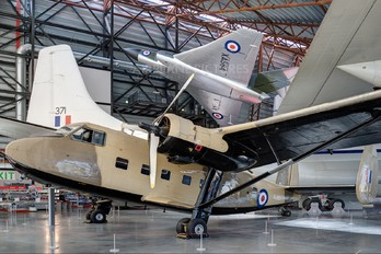 XL993 - Royal Air Force Scottish Aviation Twin Pioneer