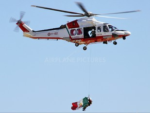 MM81747 - Italy - Coast Guard Agusta Westland AW139