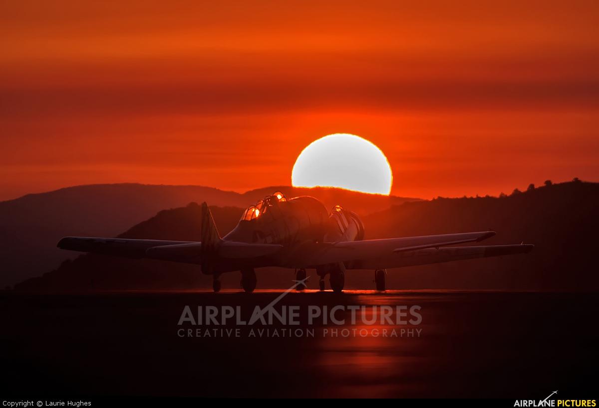 Private - aircraft at Reno - Stead