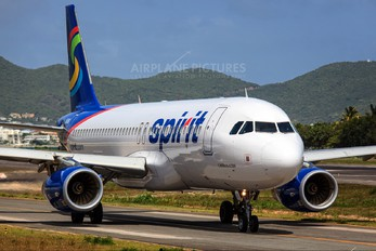 N615NK - Spirit Airlines Airbus A320