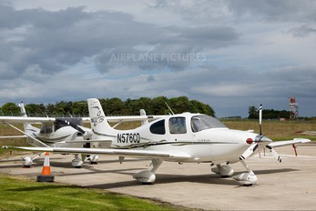 N576CD - Private Cirrus SR22