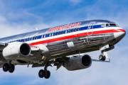 N870NN - American Airlines Boeing 737-800 aircraft