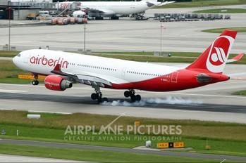D-ABXD - Air Berlin Airbus A330-200