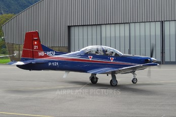HB-HCU - India - Air Force Pilatus PC-7 I & II