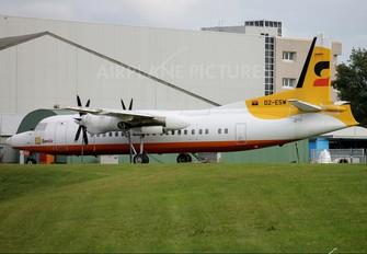D2-ESW - Sonair Fokker 50