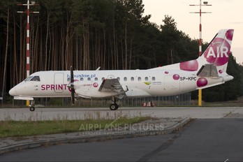 SP-KPC - Sprint Air SAAB 340