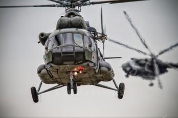 9806 - Czech - Air Force Mil Mi-171