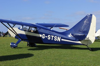 G-STSN - Private Consolidated Stinson 108-3 Flying Station Wagon