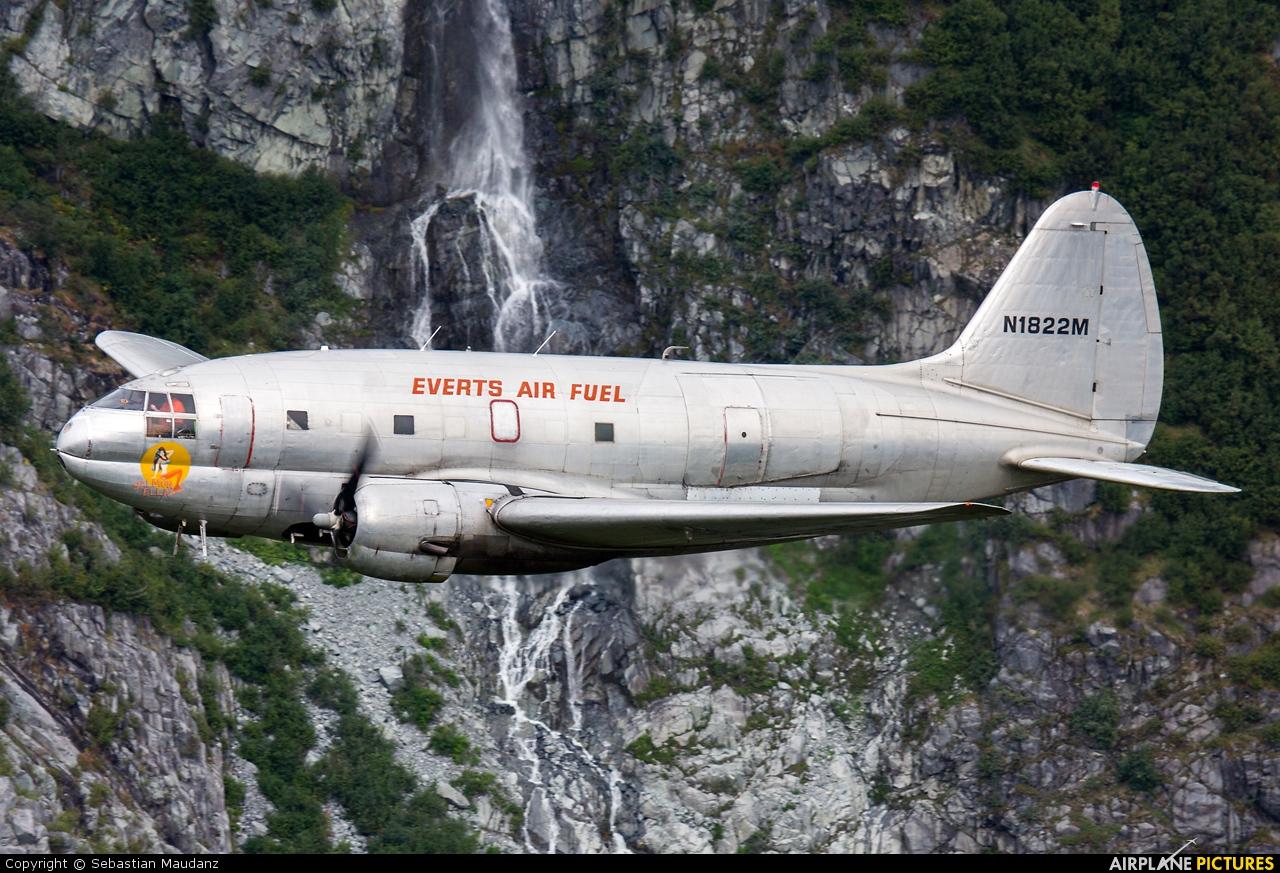 Everts Air Fuel N1822M aircraft at In Flight - Alaska