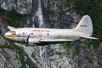 N1822M - Everts Air Fuel Curtiss C-46F Commando