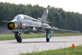 8308 - Poland - Air Force Sukhoi Su-22M-4
