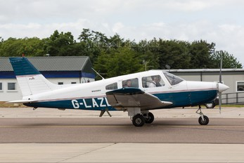 G-LAZL - Private Piper PA-28 Warrior